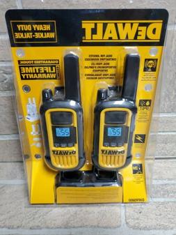 dxfrs800 heavy duty business walkie