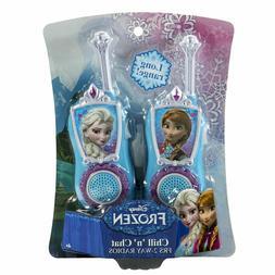 eKids Disney Frozen Chill 'n' Chat Anna & Elsa Character FRS