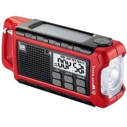 Midland ER200 Emergency AM FM Digital NOAA Weather Radio wit