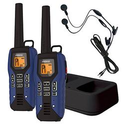 Uniden 50 Mile FRS/GMRS Submersible Two-Way Radio w/Direct C