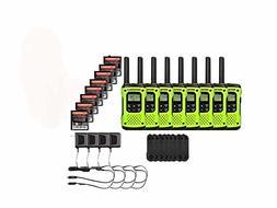 Motorola FRS/GMRS T600 Two-Way Radios / Walkie Talkies - Rec