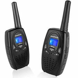 frs gmrs walkie talkies for adults uhf