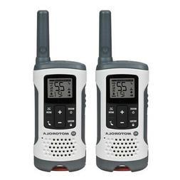 Motorola Frs T260 2 Pack 25 Mile Range Noaa Radios