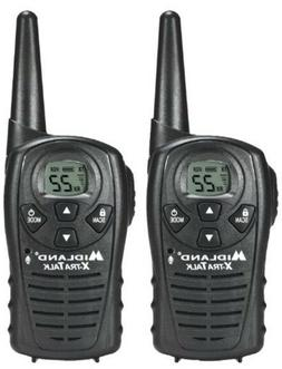Midland FRS Walkie Talkies with Channel Scan - Up to 18 Mile