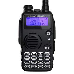 Radioddity GA-5S 7W High Power Two Way Radio UHF VHF Dual Ba