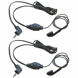 Cobra GA-EB M2 Earbud & Microphone MicroTalk Walkie Talkie H