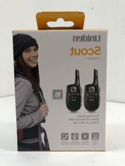 Uniden Gmr1635 16-Mile Range 2-Way Frs/Gmrs Radios