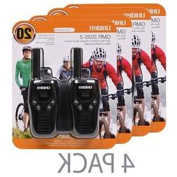 8 Count Uniden GMR2035-2 20-Mile Range GMRS/FRS Walkie Talki