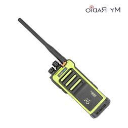 GT10 10W Walkie Talkie Multi-Channels UHF hide-LED Screen wa