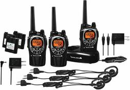 Midland - GXT1000VP4, 50 Channel GMRS Two-Way Radio - Up to
