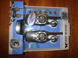 Midland Handheld GMRS Two Way Radio Pair Walkie Talkie- 36-M