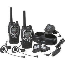 handheld gmrs two way radio pair walkie