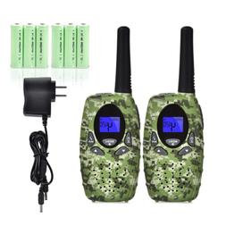 Swiftion Handheld Kids Walkie Talkies for Boys Rechargeable