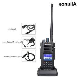 Ailunce HD1 Digital DMR Ham Walkie Talkies Dual Band GPS Rad