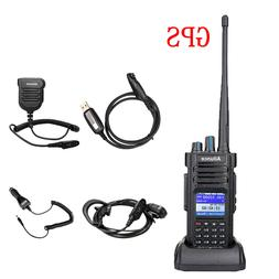 Ailunce HD1 GPS DMR Digital Dual Band 3000CH Walkie Talkies