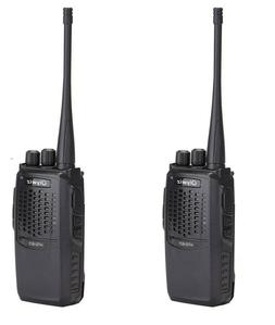 Olywiz HTD-825 Walkie Talkies Rechargeable Two Way Radio 6 M