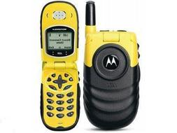 Motorola i530 Yellow Rugged Walkie Talkie Nextel or Boost Mo