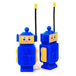 Kids Robot Walkie Talkie Handheld Portable Electronic Two-Wa