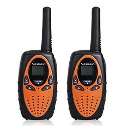 Floureon Kids Twin Walkie Talkies 2 Way Radios 22 Channel 3K