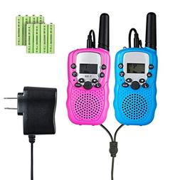Kids Walkie Talkie, Easy to use Two Way Radios, Best Gift 22