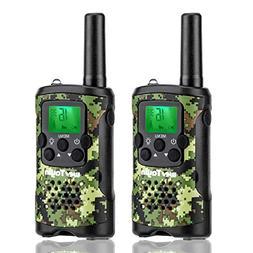 Long Range T4801 Kids Walkie Talkies with Vox-Hands Free, We