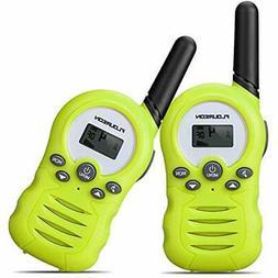 Kids Walkie Talkies 2 Pack Two Way Radio Long Range Distance