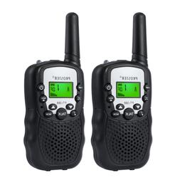 Proster Kids Walkie Talkies 22 Channels LCD Toy Walky Talky