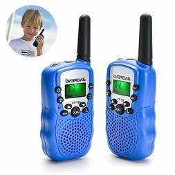 BAOFENG Kids Walkie Talkies 22 Channel Two Way Radio Walkie