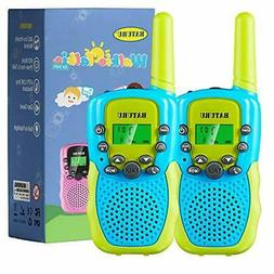 Kids Walkie Talkies for 3-12 Years Old Boys and Girls