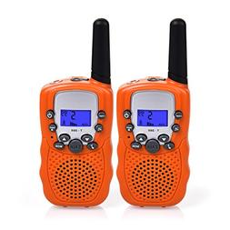 Swiftion Kids Walkie Talkies Long Range Two Way Radios 22 Ch