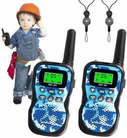 Kids Walkie Talkies, Radio Toy & Handheld 5 Miles Long Range