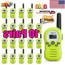 Kids Walkie Talkies Radios Toys Hobbies Battery Powered Lice