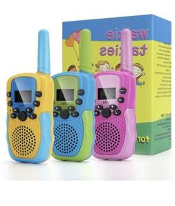 Kids Walkie Talkies, Toys Handheld Child Gifts for Boys Girl