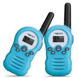 Caroger Kids Walkie Talkies Two Way Radios 22 Channel 3000M