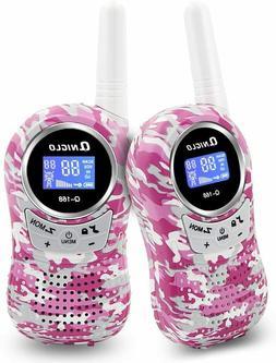 kids walkie talkies up to 2 kms