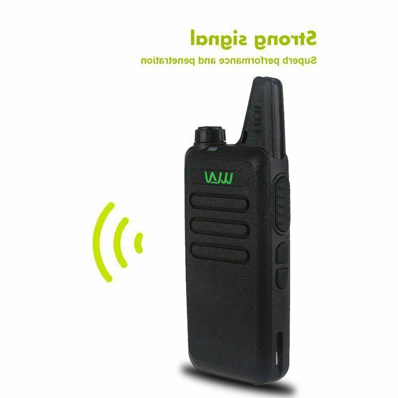 Way Radio 5W Quality Ultra-Thin Mini <font><b>Charger</b></font> Radio KDC1 KDC2