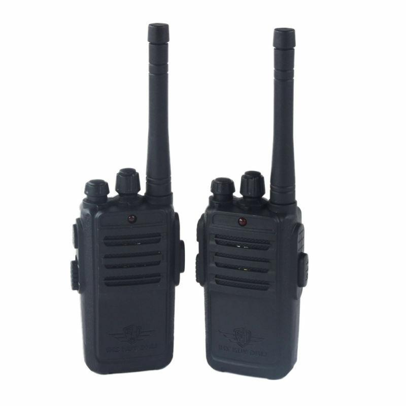 2 Pack Talkies For Two with Batteries