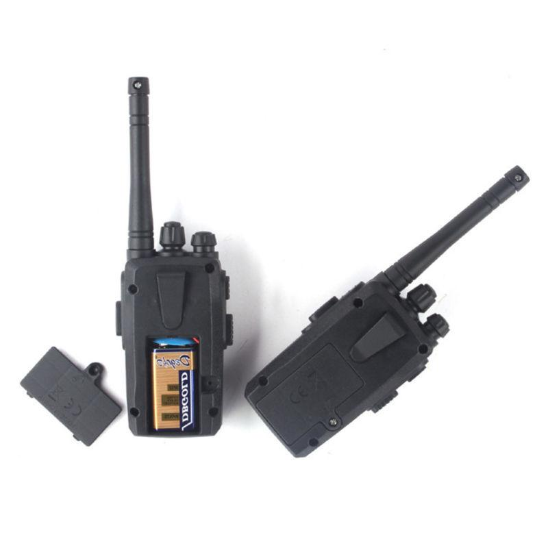 2 Walkie Talkies For Two Way Batteries