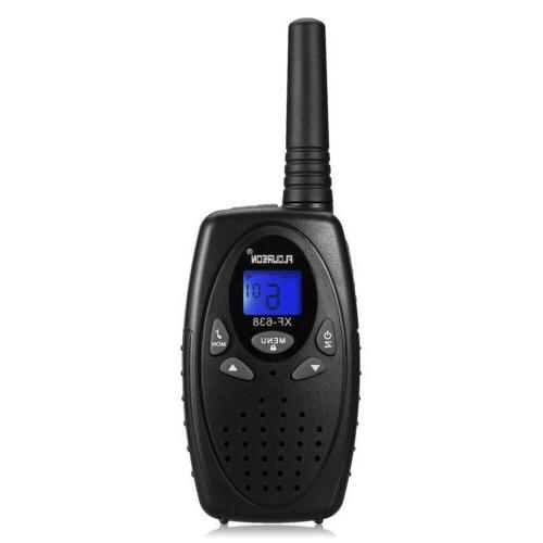 2 Talkies UHF462-467MHz 2-Way stay