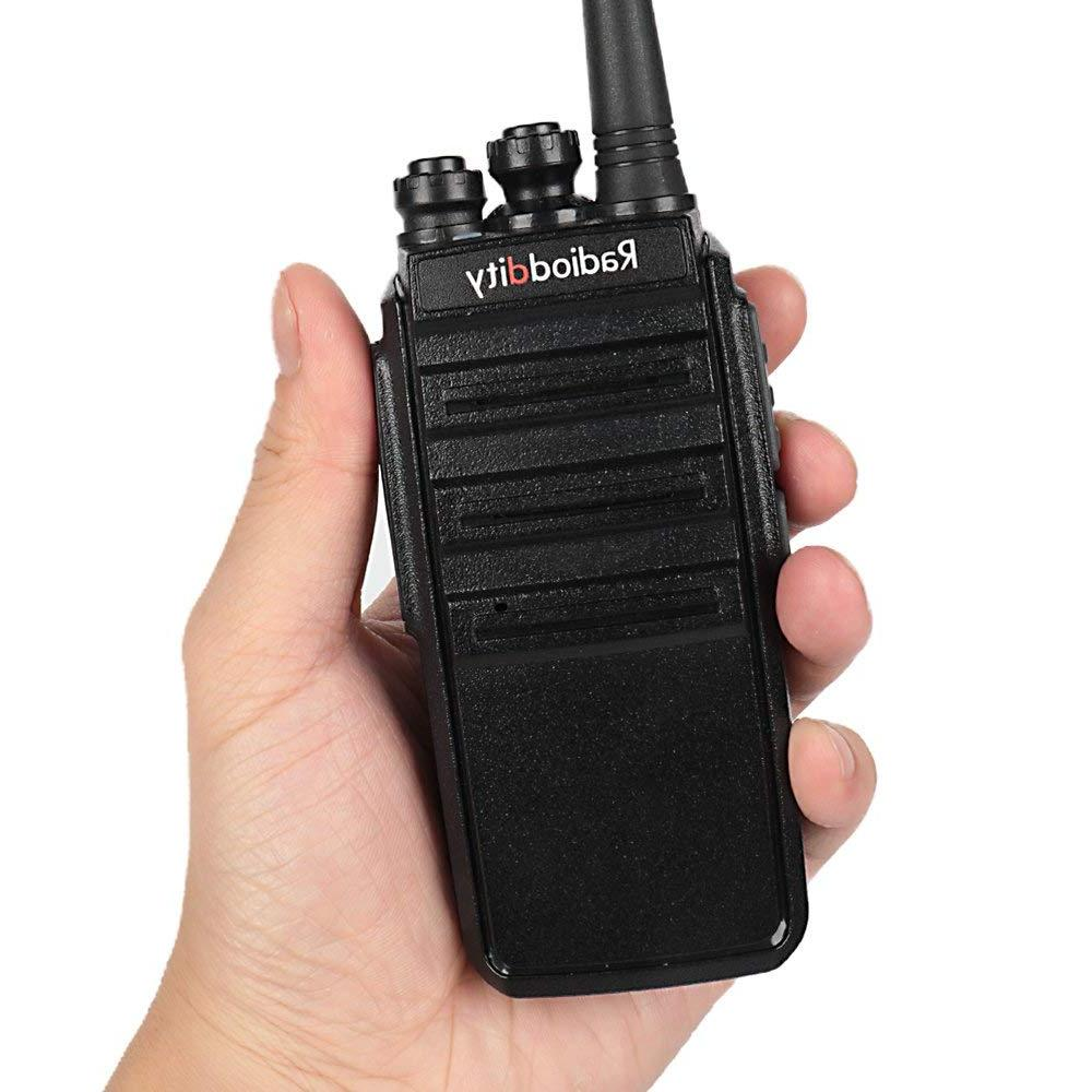 2 pcs UHF Two 16CH VOX Range Micro