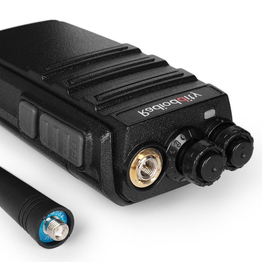 2 pcs UHF Two Way 16CH Range USB Charing