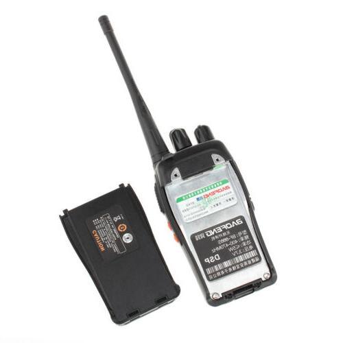 2 xBF-888S Walkie Portable Ham