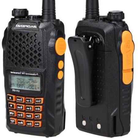 2016 radio portable dual transceiver