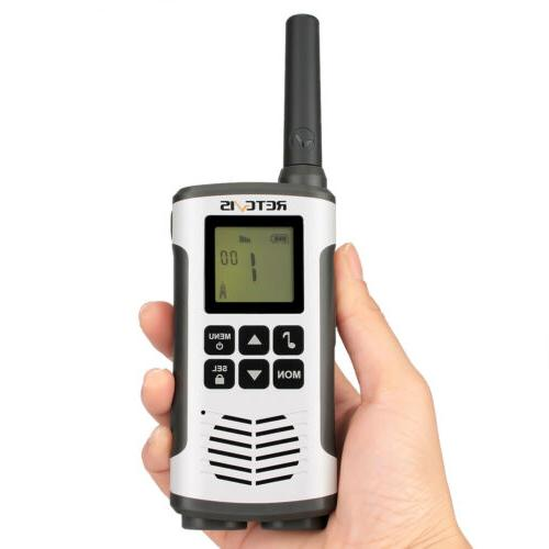 Retevis Talkies FRS 2Way Radio Monitor US