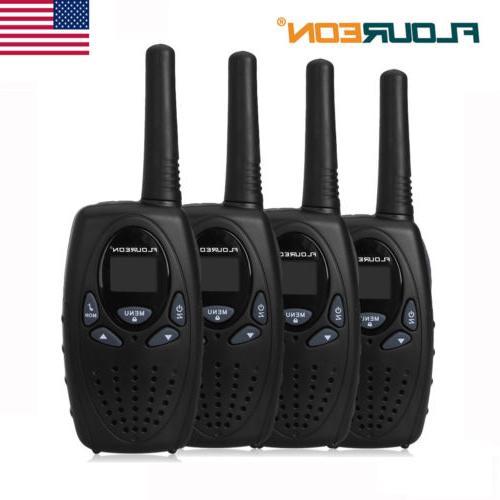 22 channel 4 pack walkie talkies uhf462