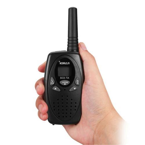 FLOUREON 22 Channel Walkie UHF462-467MHz Radio 5KM