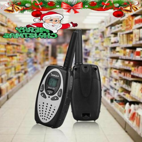 22channel twin walkie talkies uhf462 467mhz 2