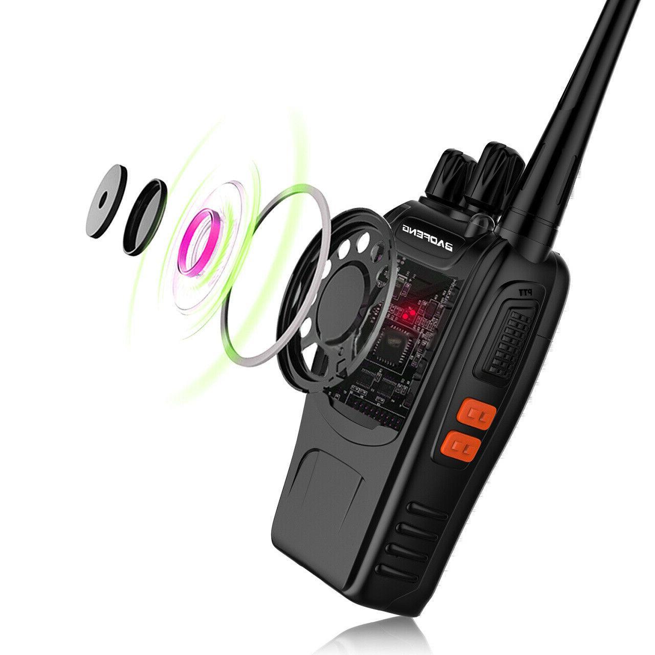 CTCSS Two-way Ham Radio HT Talkie