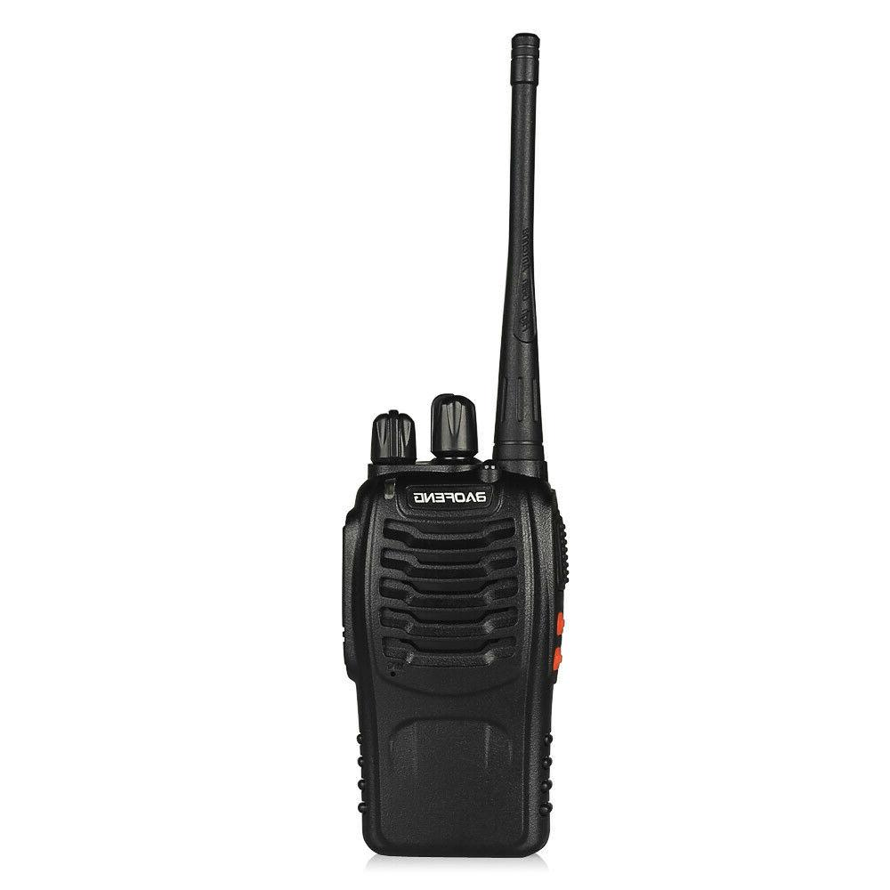 2Pack Baofeng CTCSS Ham Talkie