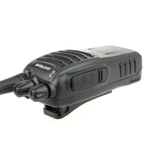 2 Set Mile Two Radio Range Charge Headset